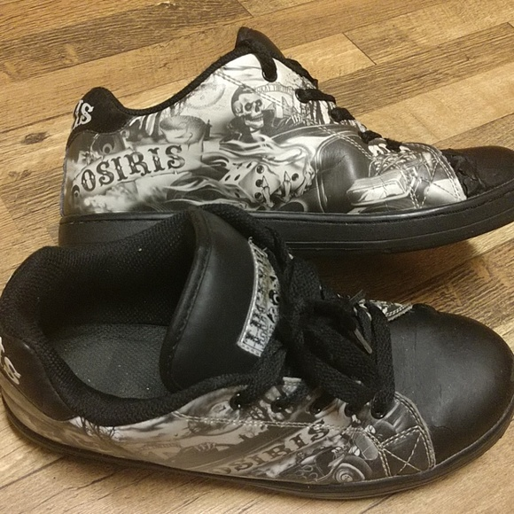 9d6ceeac5d9 Osiris Lucky 13 skate shoes. M 5b3dac4e035cf1119f5c1f62